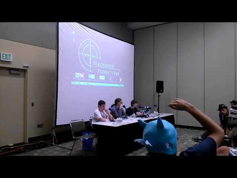Hunter Reviews Bronycon Panel