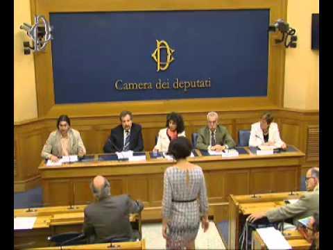 Roma - Cambiamenti climatici - Conferenza stampa di Serena Pellegrino (17.06.15)