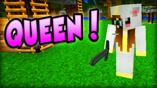 "Minecraft HUNGER GAMES - ""THE QUEEN!"" - w/ Ali-A #52!"