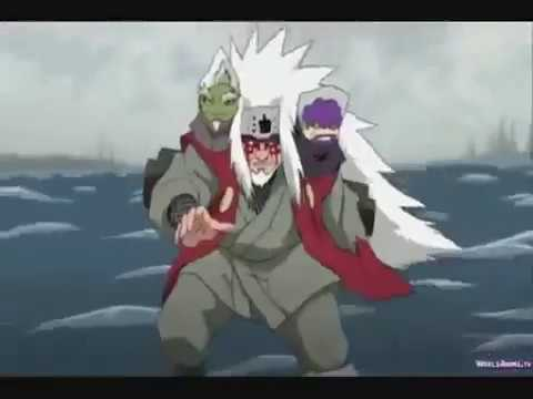 Jiraiya VS Pain