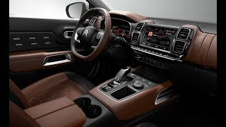 2019 Citroen C5 Aircross SUV INTERIOR