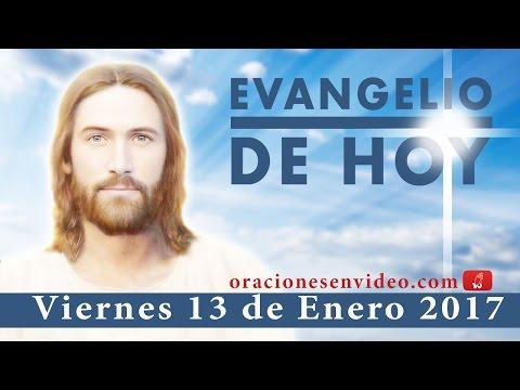 Evangelio de Hoy Viernes 13 de Enero  tus pecados quedan perdonados