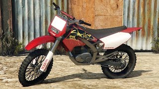 GTA V - Riding on the wrong side