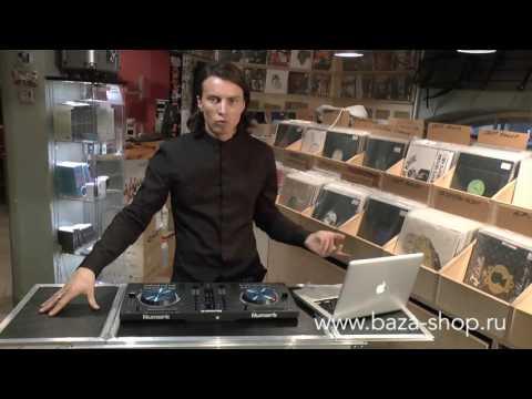 12 Mobile DJ Table - складной диджейский стол