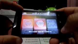 Motorola Razr D1 XT914 revisiòn del equipo
