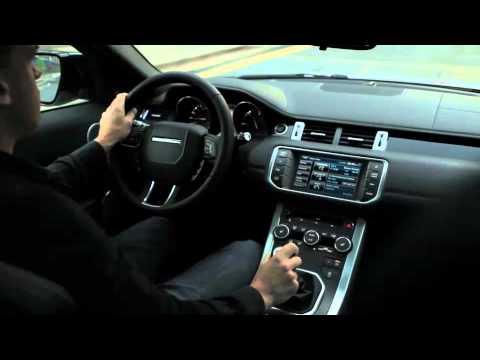 Evoque Dynamic Mode Rover Evoque Coupe Dynamic