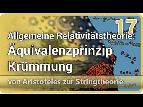 Allgemeine Relativitätstheorie • Äquivalenzprinzip • Krümmung • AzS (17) | Josef M. Gaßner