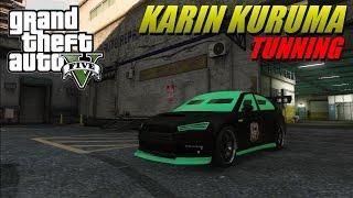 KARIN KURUMA TUNNING / GTA 5 ONLINE 1.21 DLC PS3