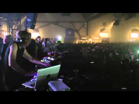 RICHIE HAWTIN opening set @ FADE IN FESTIVAL 2013 by LUCA DEA