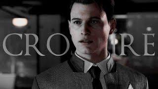 crossfire | Connor RK800