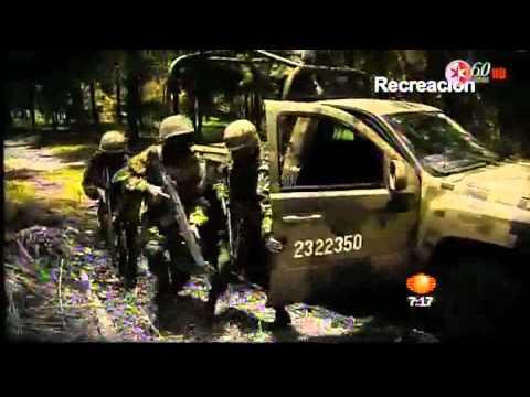 El testimonio de un soldado mexicano herido
