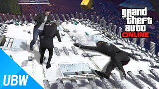 Shit was funny as hell [GTA Online Gameplay] ELECTRIC BOXING: The Super Fight