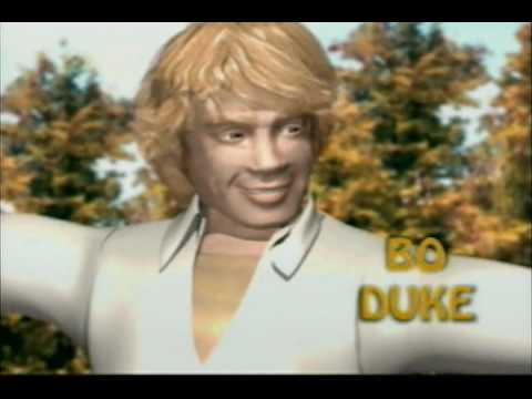Dukes Of Hazzard Racing For Home Intro