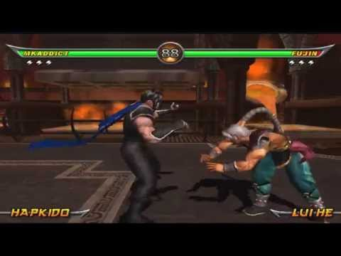 Mortal Kombat Armageddon PCSX2 Gameplay with download links