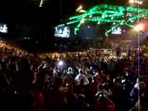 UFC 72 Northern Ireland Forrest Griffin Spectacular Entrance Video