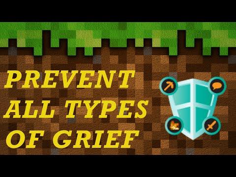 Top 1 Anti-Grief Minecraft Server Plugins