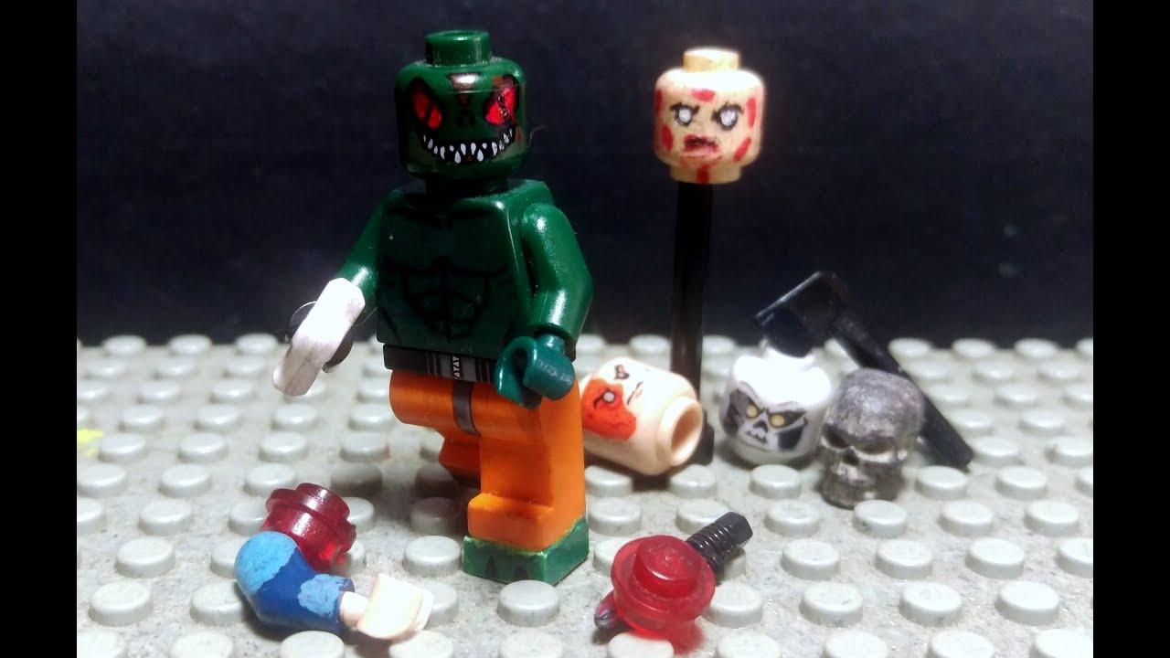 Как сделать лего убийц 899
