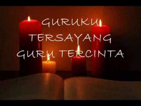 Guruku Tersayang video