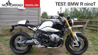 BMW R nineT   TEST (deutsch)