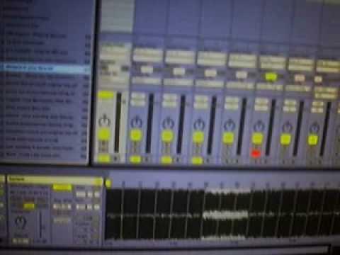 Jazzmutant Lemur v2(beta) + Ableton Live