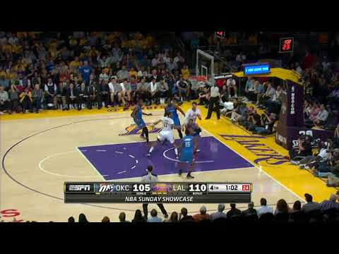 Top 10 NBA Plays: March 9th