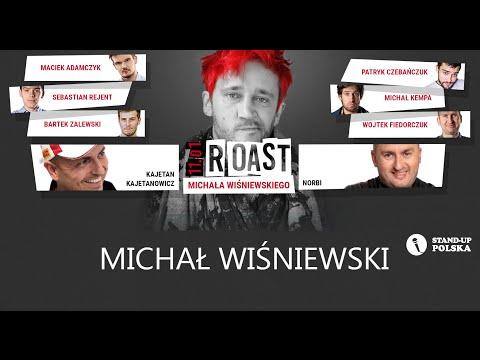 Michał Wiśniewski - Roast Michała Wiśniewskiego (V Urodziny Stand-up Polska)