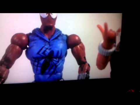 different looks spider man part  3