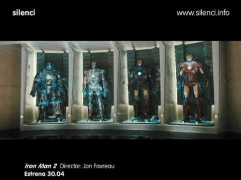 Perdona si te llamo amor, Iron Man 2 i En el límite del amor