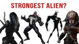 Strongest Alien Races in the Universe