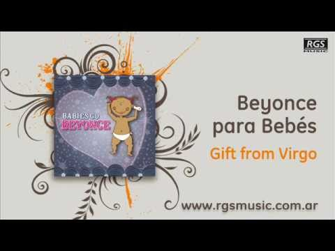 Beyonce para Bebés - Gift from virgo