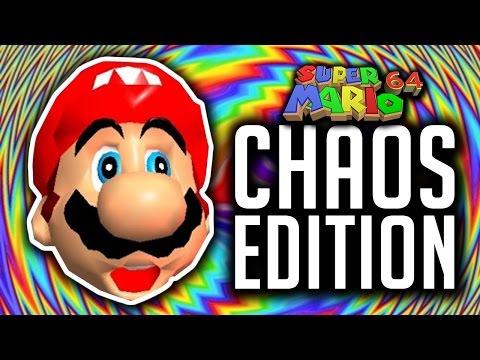 SUPER MARIO 64: CHAOS EDITION - HALP!
