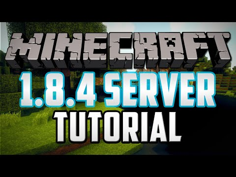 How To Make A Minecraft Server- 1.7.10 2014 Version In Under...