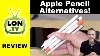 Apple Pencil Alternatives: Adonit Note & Logitech Crayon - Full Buying Guide!
