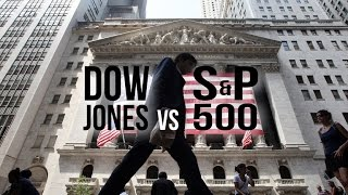 Dow Jones vs. S&P 500: What's the difference?