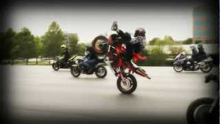Hardcore motorcycles video! Sex, speed and awsome music. HD