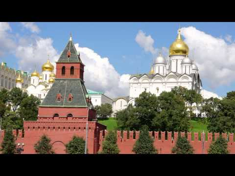 Moscow Kremlin from Moskva River photos part 1