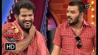 Hyper Aadi, Raising Raju Performance | Jabardasth | 20th September 2018 | ETV  Telugu