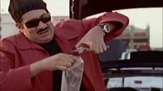 Nems Bond Movie | فيلم نمس بوند - شريف النمر ومشهد كوميدي فى السوبر ماركت