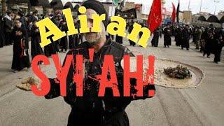 Ajaran Sesat Syi'ah, Adzan, Iqomah, sama Tata Cara Sholatnya salah.