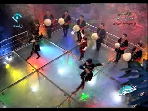 Dance Azari رقص ایرانی آذری video