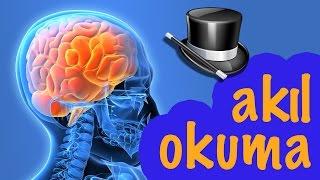 Akıl Okuma Mental Sihirbazlık Numarası Nasıl Yapılır? Magic :43