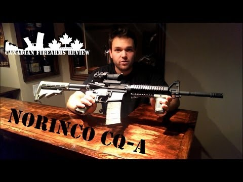 Norinco CQ-A Review