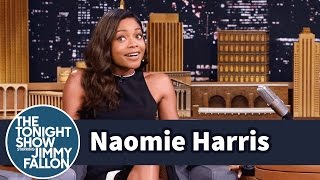 Will Smith Invited Himself Over to Naomie Harris