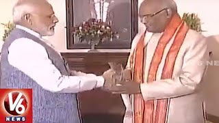 PM Modi Congratulates Ram Nath Kovind | 14th President Of India