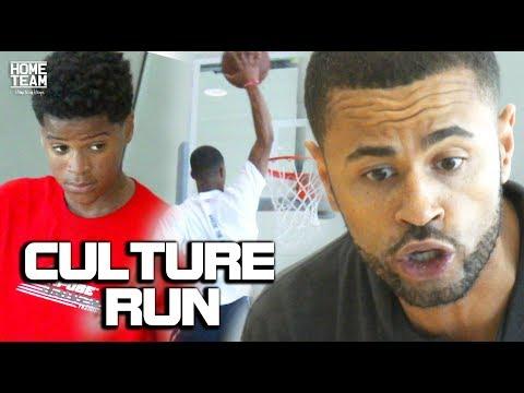 The Culture Run: Episode 1 Ft. Cassius Stanley, Shaqir O'Neal
