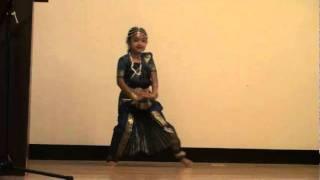Meghai Bharat Natyam Dance 2010