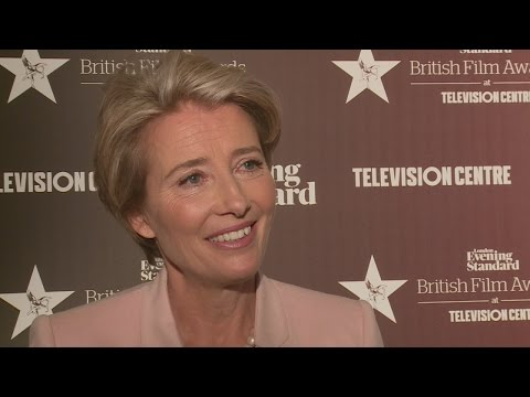 Emma Thompson's unusual solution to Oscars diversity row