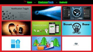 #173 Top 10 Android APPS - Best of The Weeks - Notification Booster Care