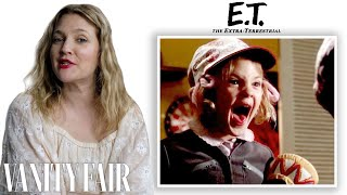 "Drew Barrymore Breaks Down Her Career, from ""E.T."" to ""Flower Beauty"" 