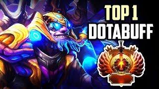 Dotabuff Top 1 Tinker Insane Damage Dagon 5 - By Freeza Dota 2